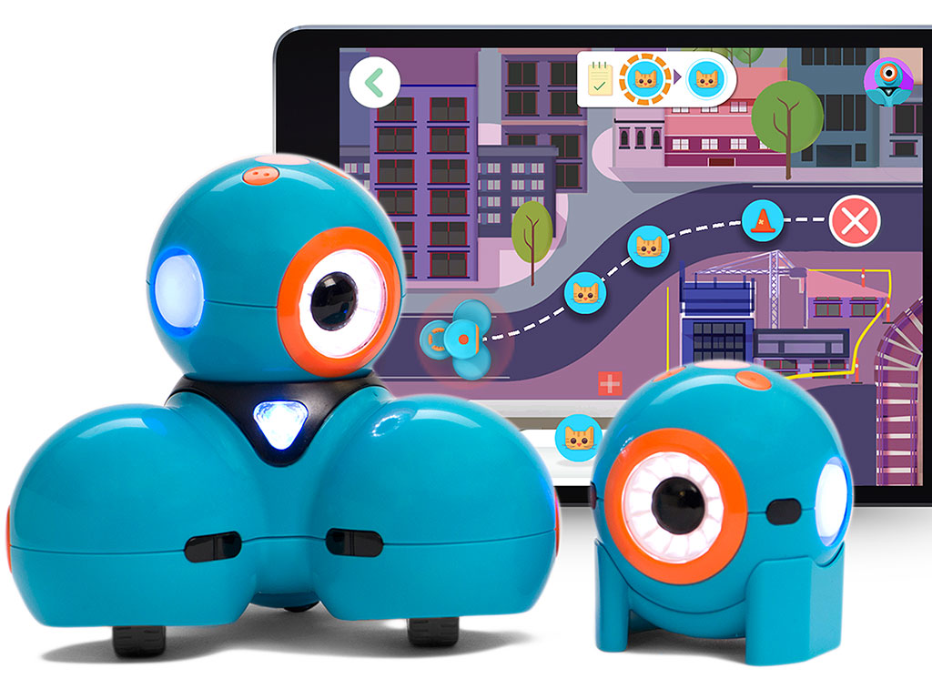 Dash and Dot - ROBOTS: Your Guide to the World of Robotics