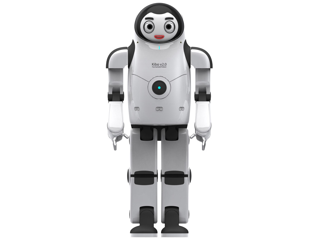 Kibo - ROBOTS: Your Guide to the World of Robotics