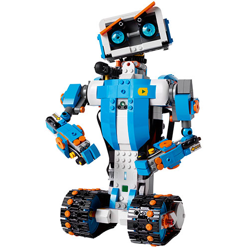 Lego Boost Robots Your Guide To The World Of Robotics
