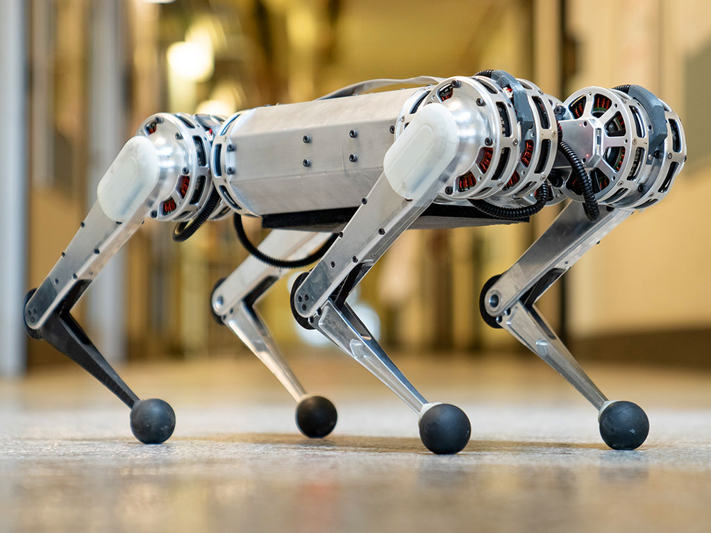 Mini Cheetah - ROBOTS: Your Guide to the World of Robotics