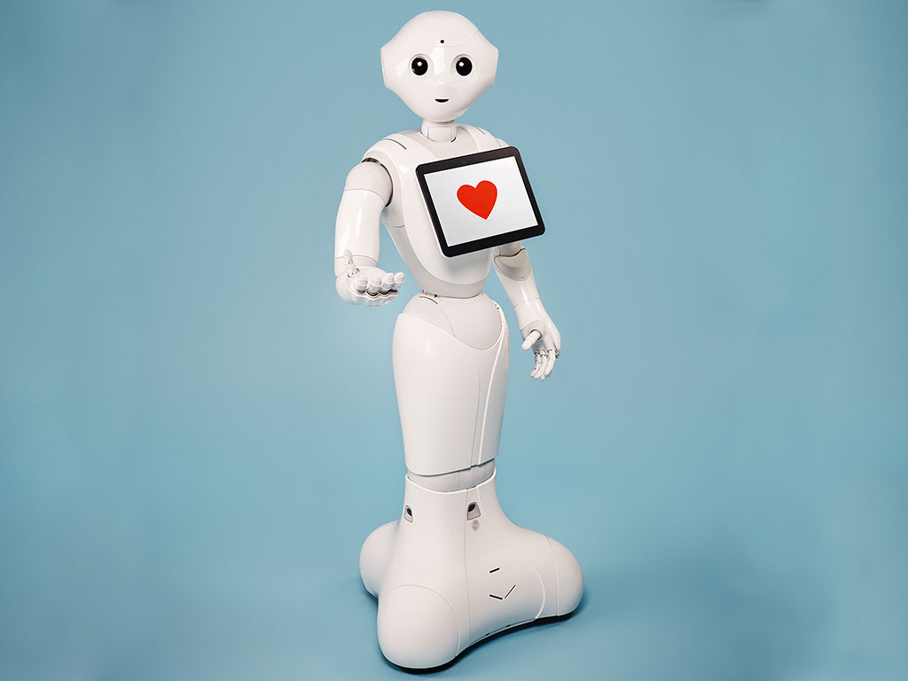 Pepper - ROBOTS: Your Guide to the World of Robotics