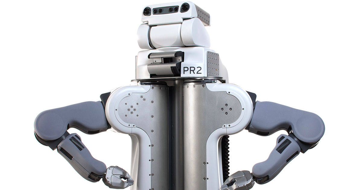 PR2 - ROBOTS: Your Guide to the World of Robotics