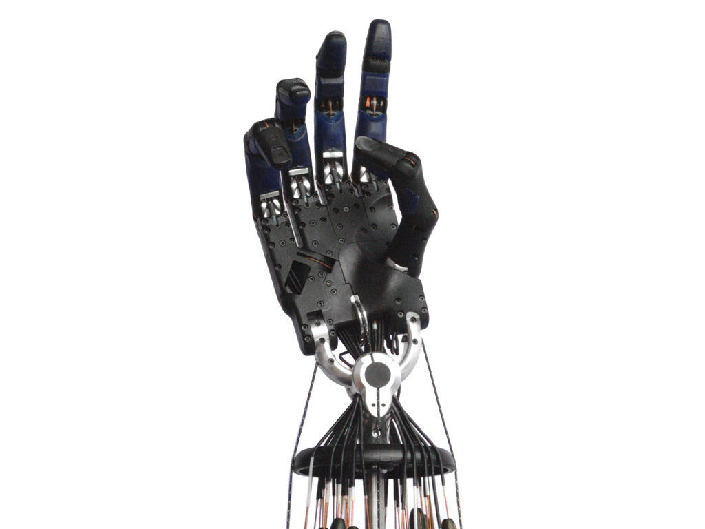 Shadow Hand - ROBOTS: Your Guide to the World of Robotics