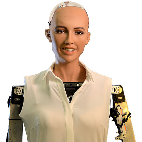 Sophia - ROBOTS: Your Guide to the World of Robotics